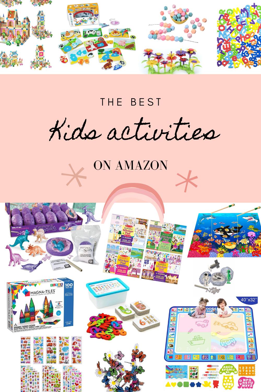 Our Favorite Kids Activities on Amazon