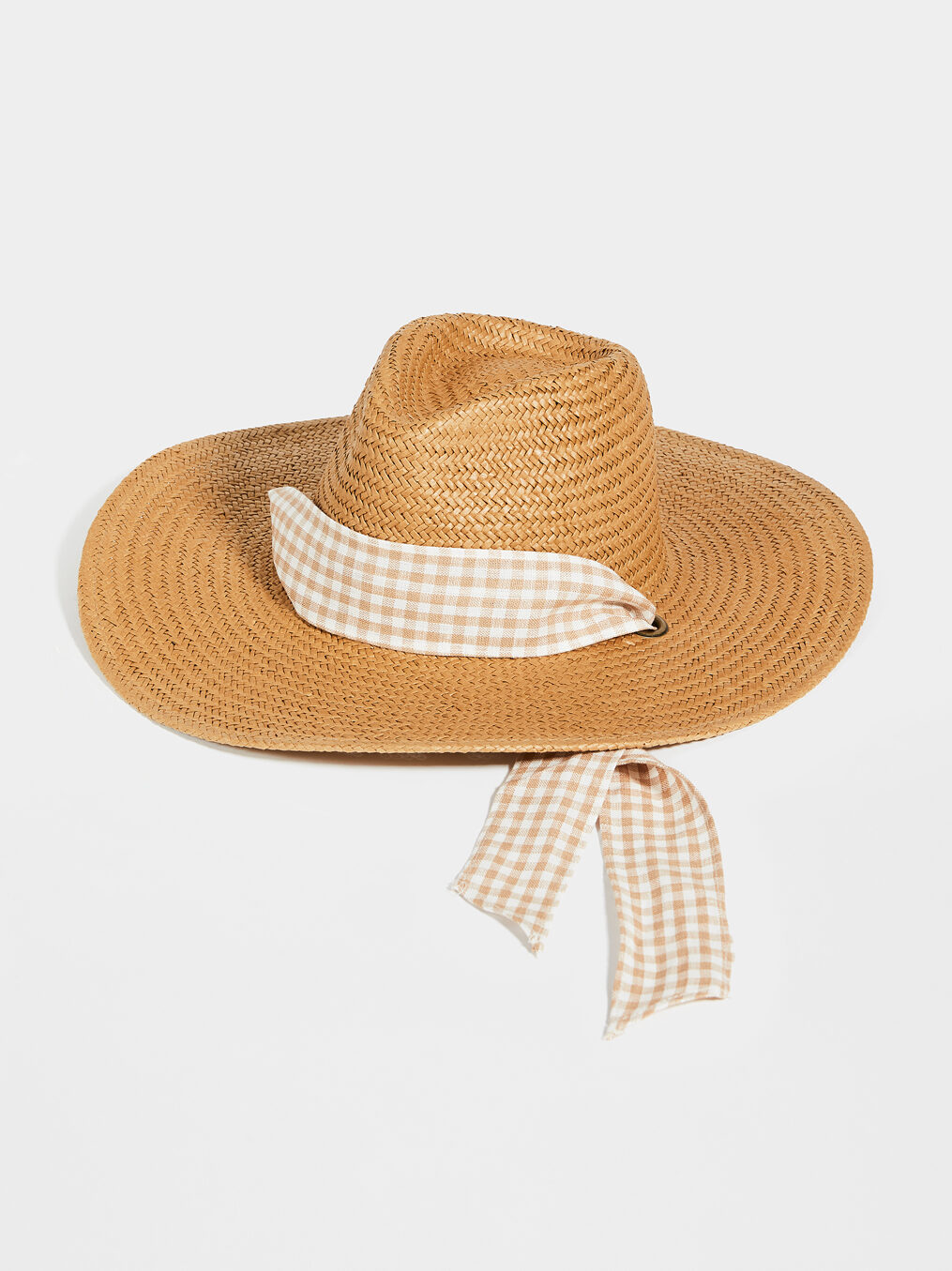 The Perfume You Will Want to Wear All Summer Long, Madewell Fabric Chin Strap Hat
