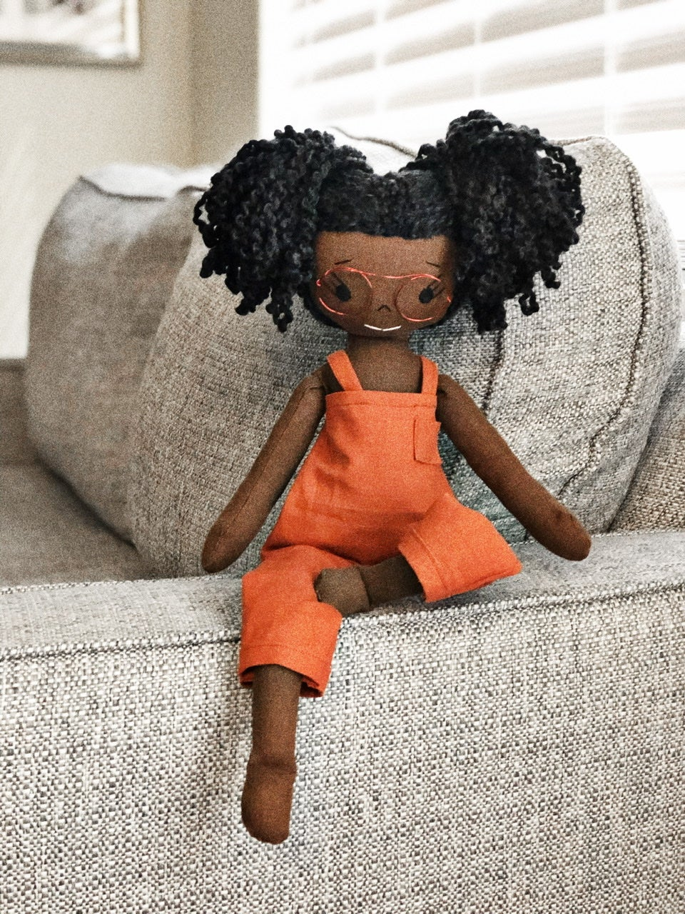 Black-Owned Brands and small shops Harperiman Dolls