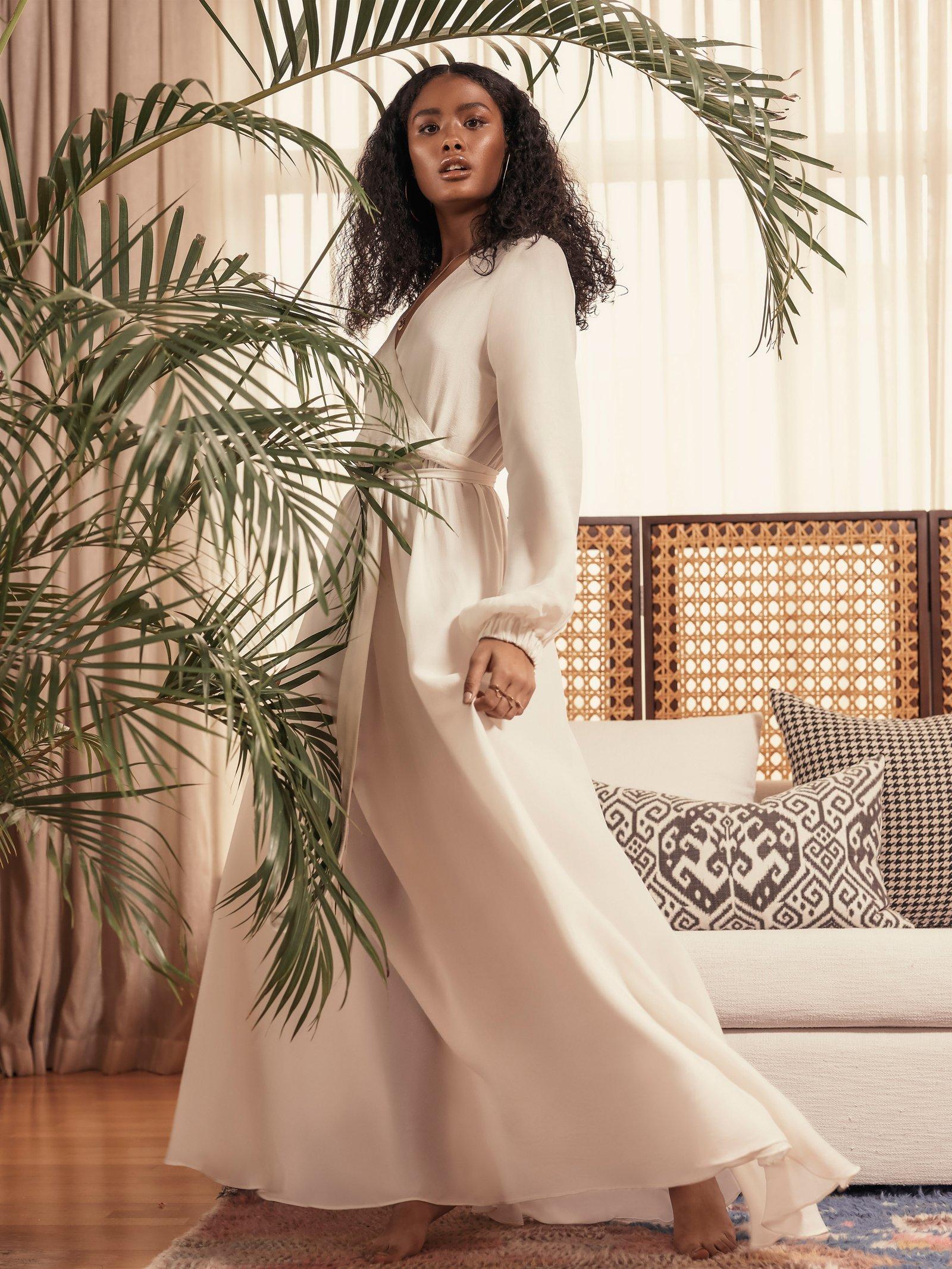 DIARRABLU SUSTAINABLE MARIEME DRESS