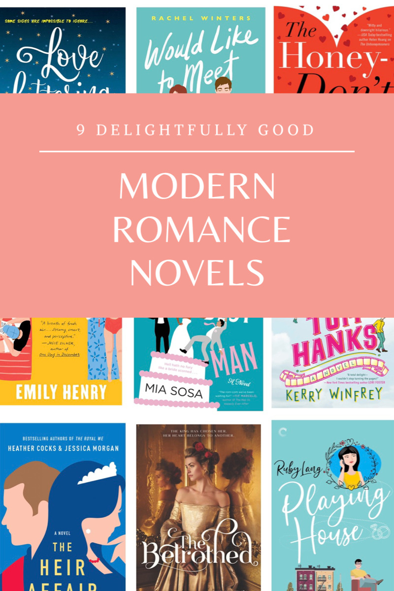 9 Great Romance Novels to Read This Fall and Winter // Rom Com Books // Chick Lit | @glitterinclexi | GLITTERINC.COM