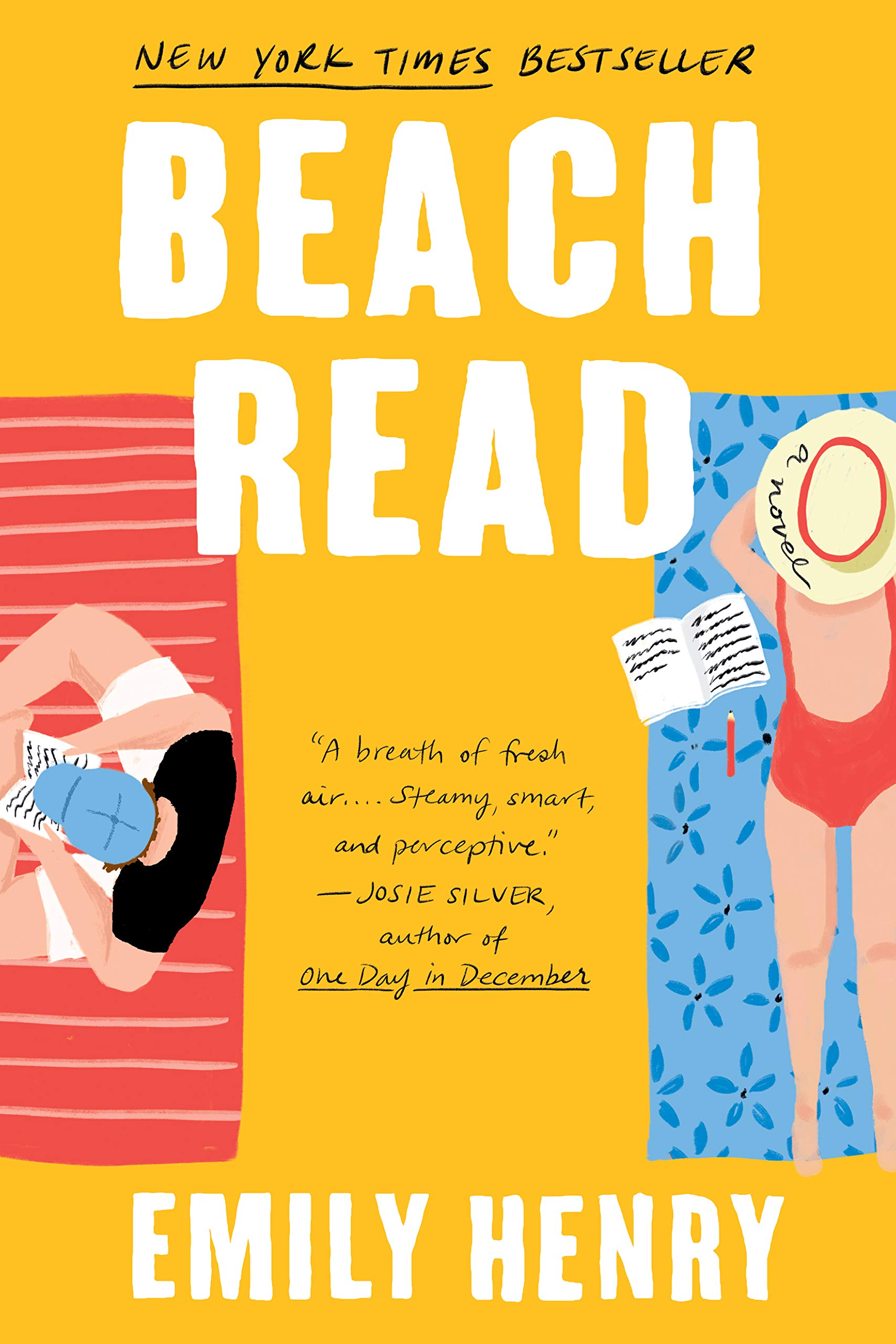 9 Modern Romance Books I Recently Read and Loved // Beach Read by Emily Henry