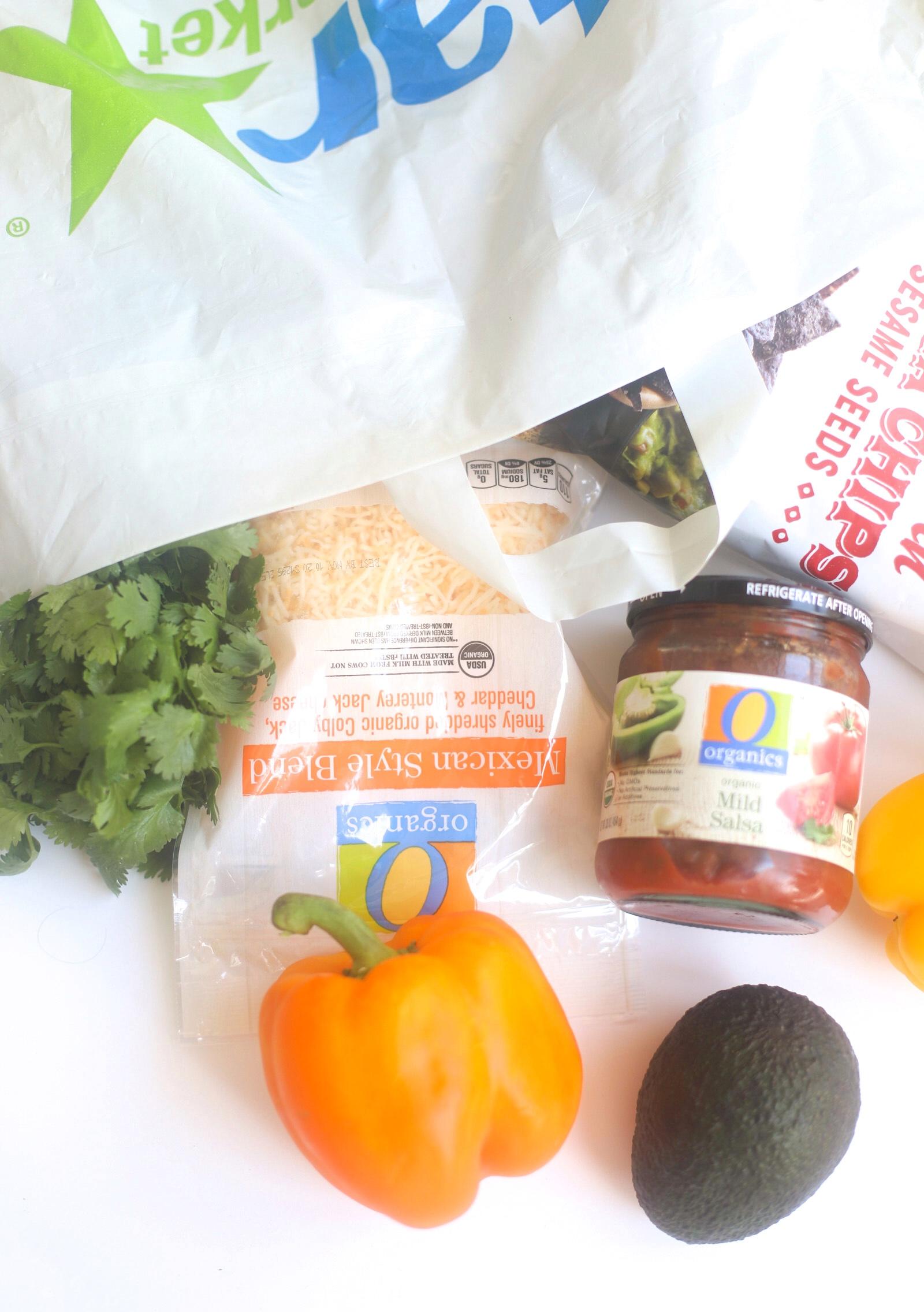 Crockpot Chicken Tacos - Star Market - GLITTERINC.COM