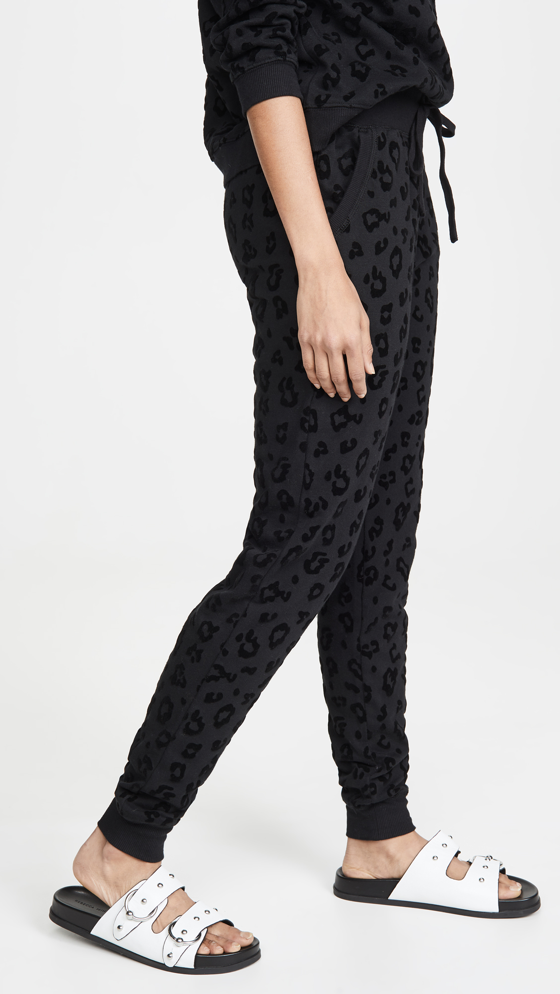 Z SUPPLY Women's The Animal Flocked Joggers