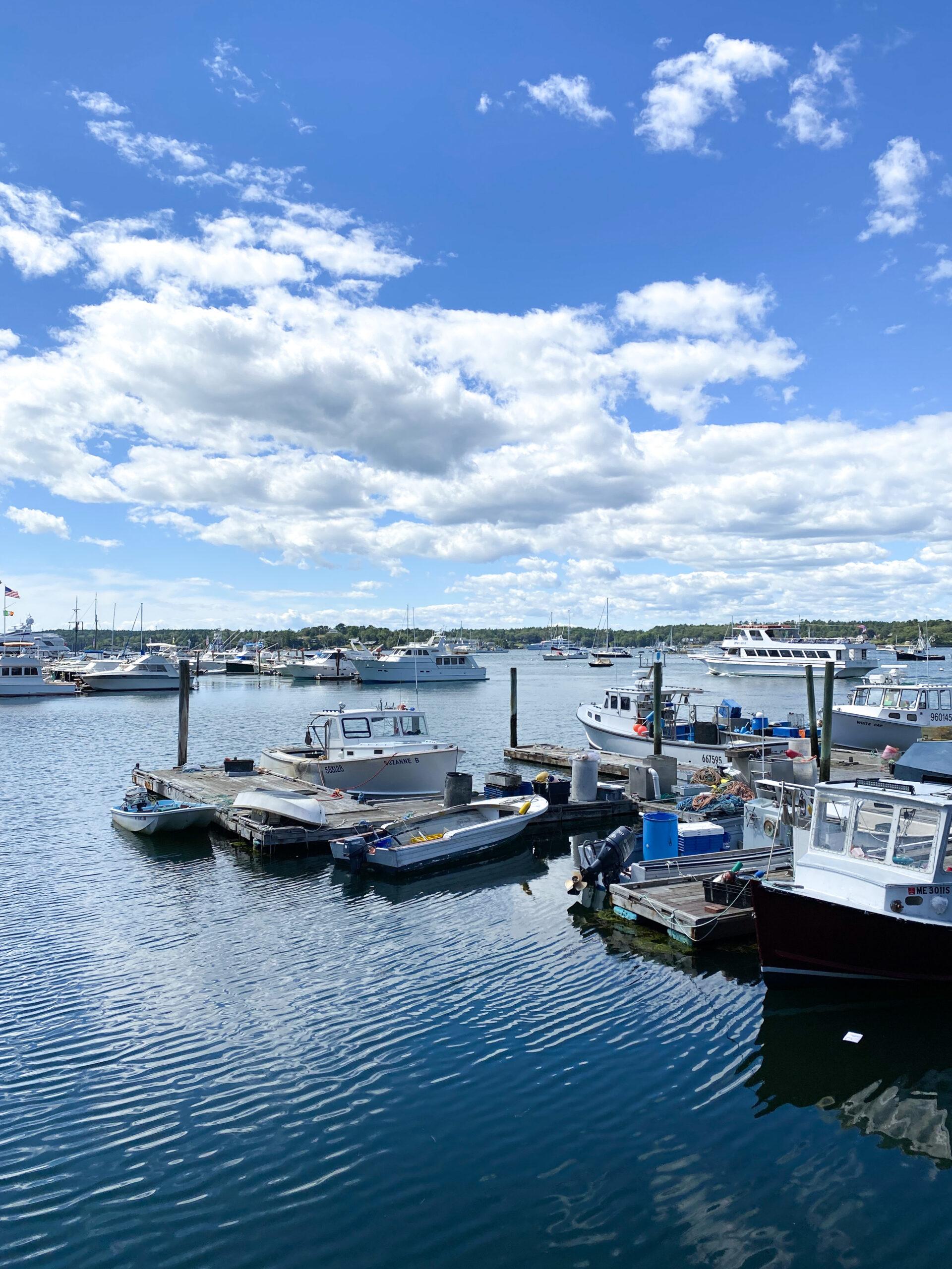 Trip to Maine