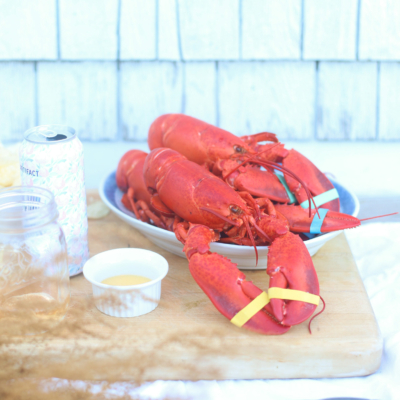 A Few Highlights From Our Trip To Maine + An End of Summer Lobster Dinner Party
