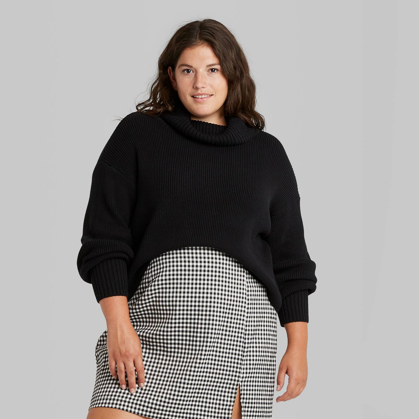 Weekly Finds +  Wild Fable Turtleneck Cropped Pullover Sweater