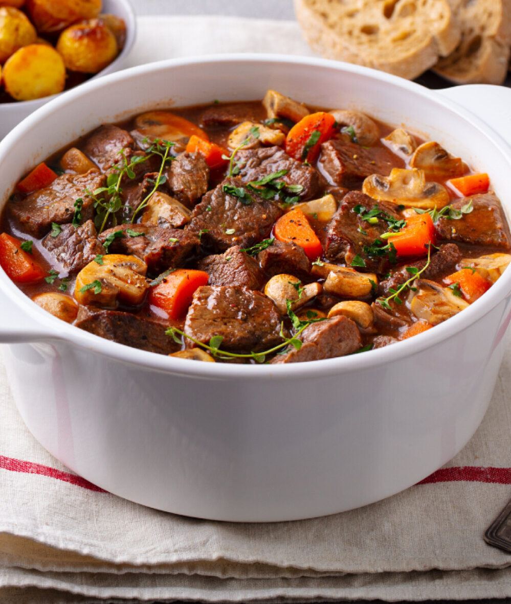 Easy Slow Cooker Keto Carnivore Beef Stew