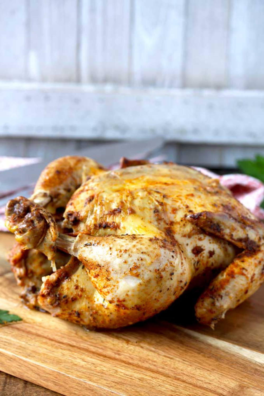 Pressure Cooker Whole Chicken (Instant Pot)