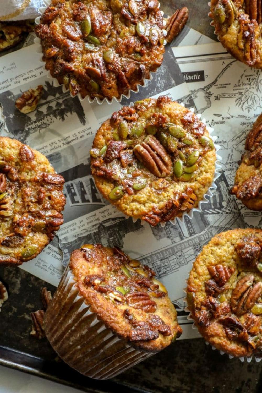 The Best Keto Pumpkin Muffins