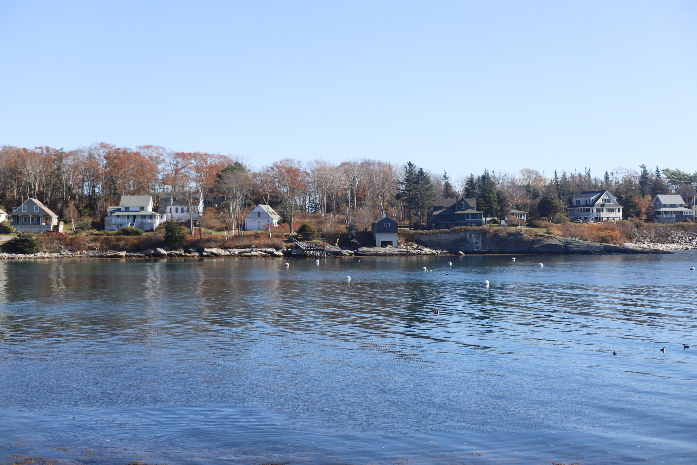 A Weekend Away: Celebrating Our 10th Wedding Anniversary in Maine | @glitterinclexi | GLITTERINC.COM