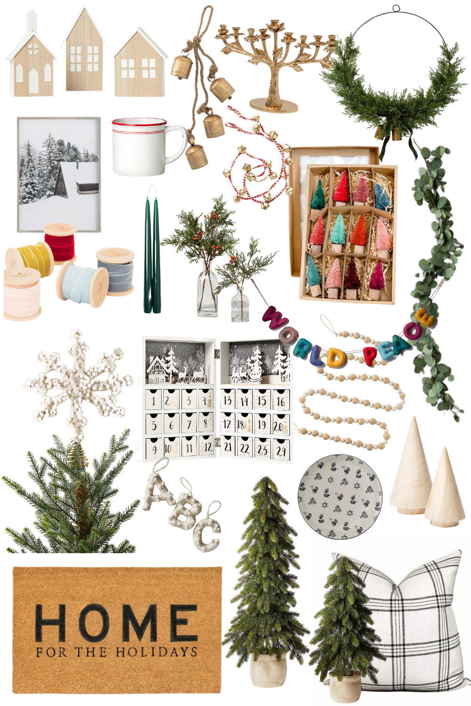 The Best of Holiday Home Décor For Christmas and Hanukkah This Season | @glitterinclexi | GLITTERINC.COM
