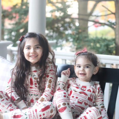 The Best Festive Holiday Pajamas for the Whole Family