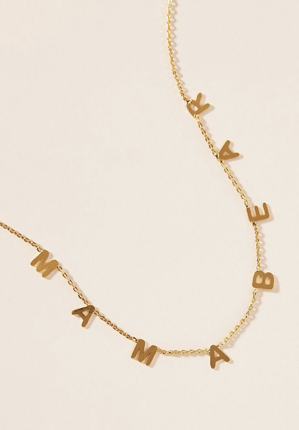 Serefina Sweet Sentiments Charm Necklace