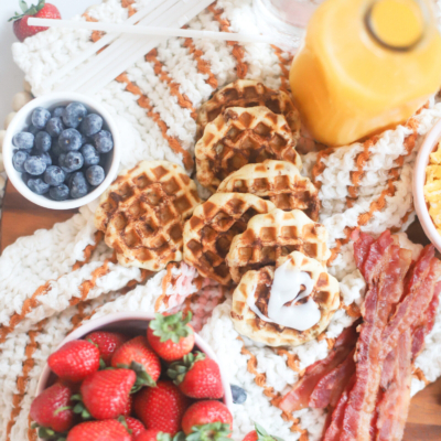 How to Throw the Easiest At-Home Family Brunch