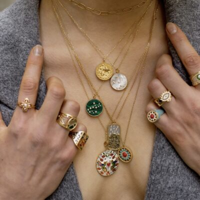 L'Atelier Nawbar Necklaces and Rings