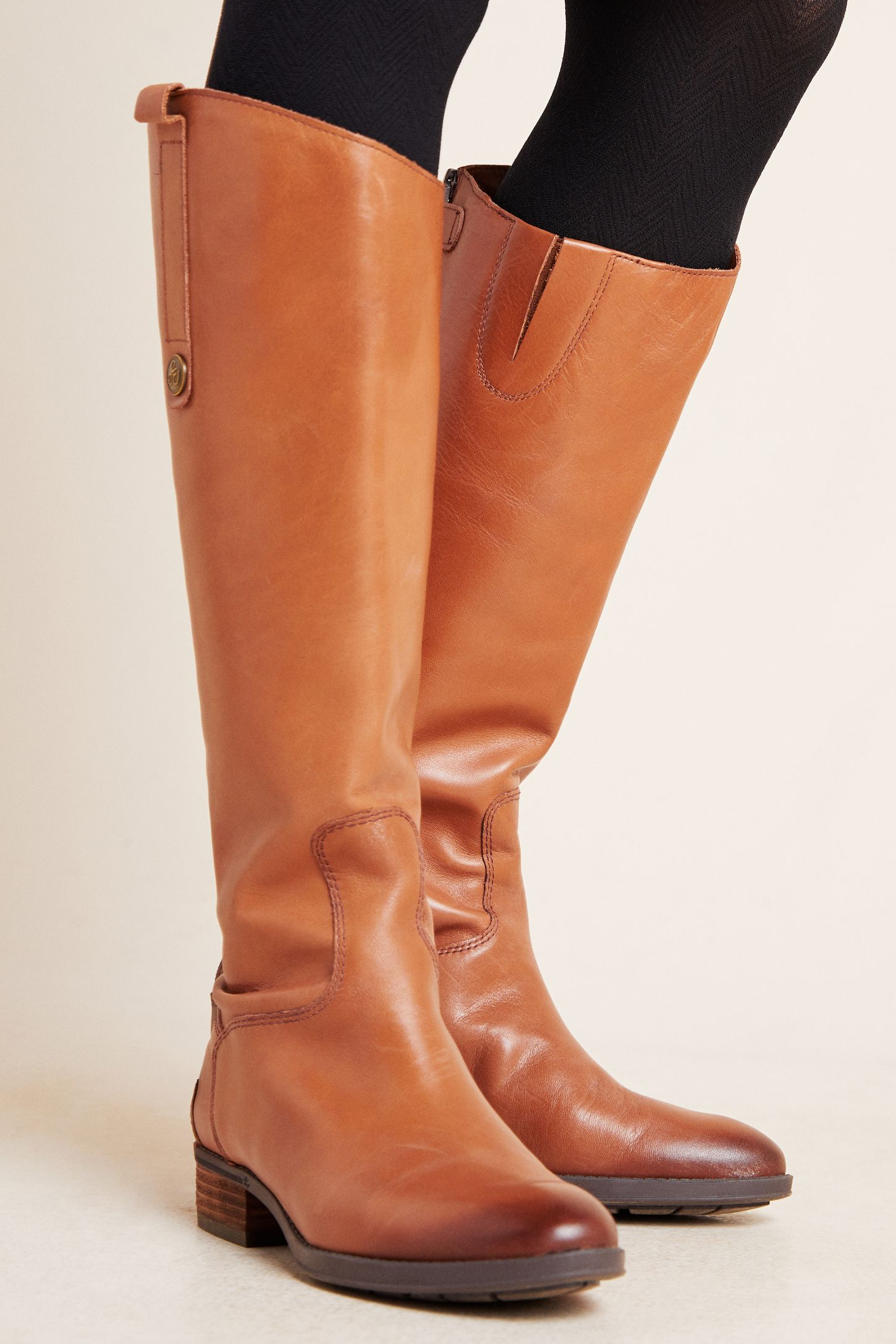 Weekly Finds + Jessica Alba's Holiday Sweats   Sam Edelman Penny Tall Boots