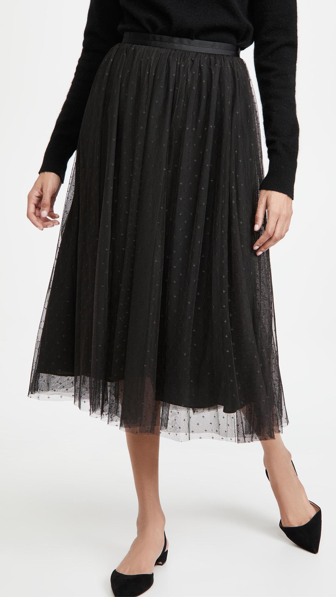 Needle & Thread Kisses Tulle Ballerina Skirt