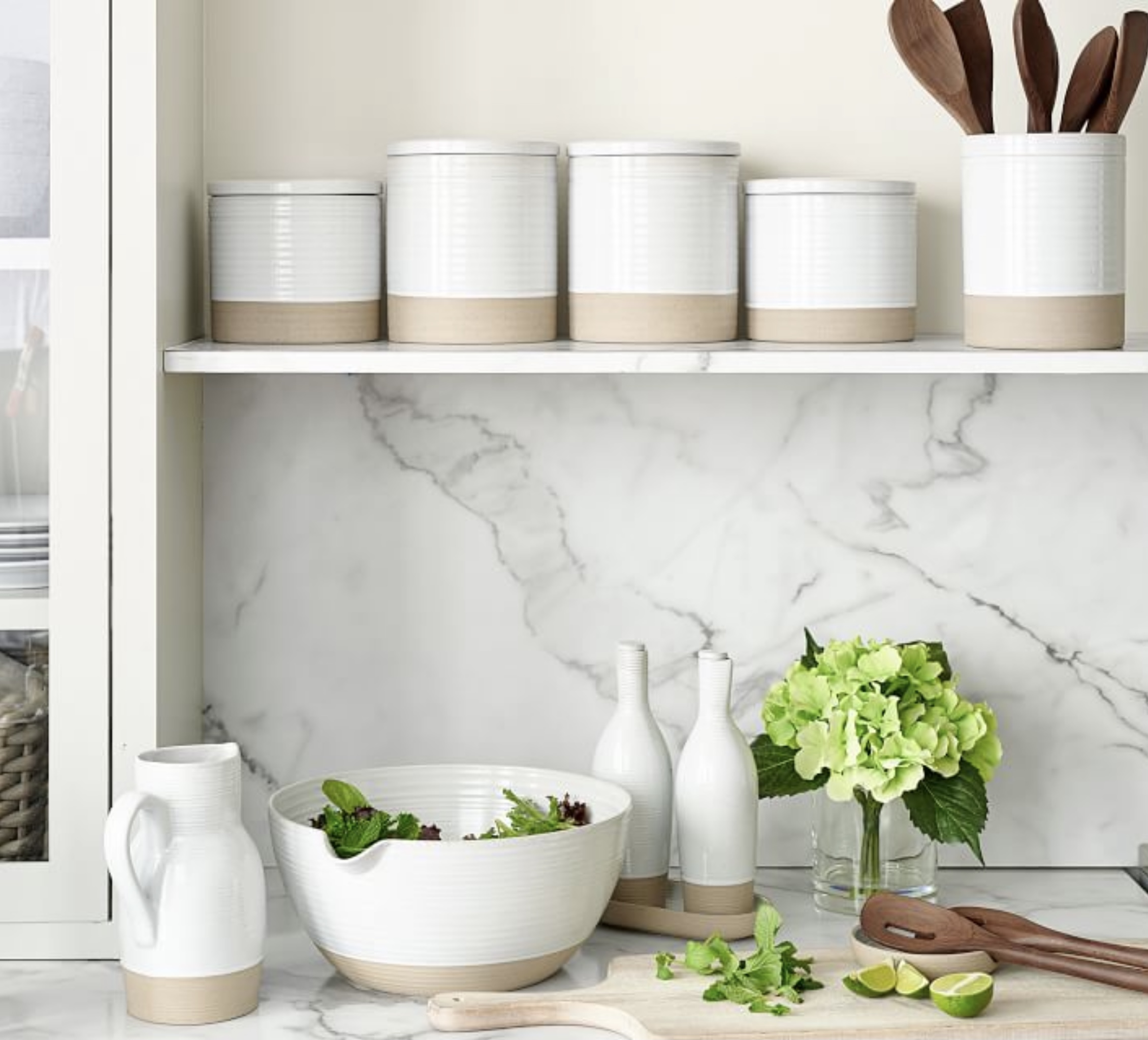 Pottery Barn Quinn Handcrafted Stoneware