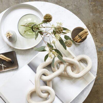 Bloomist Pale Wood Chain