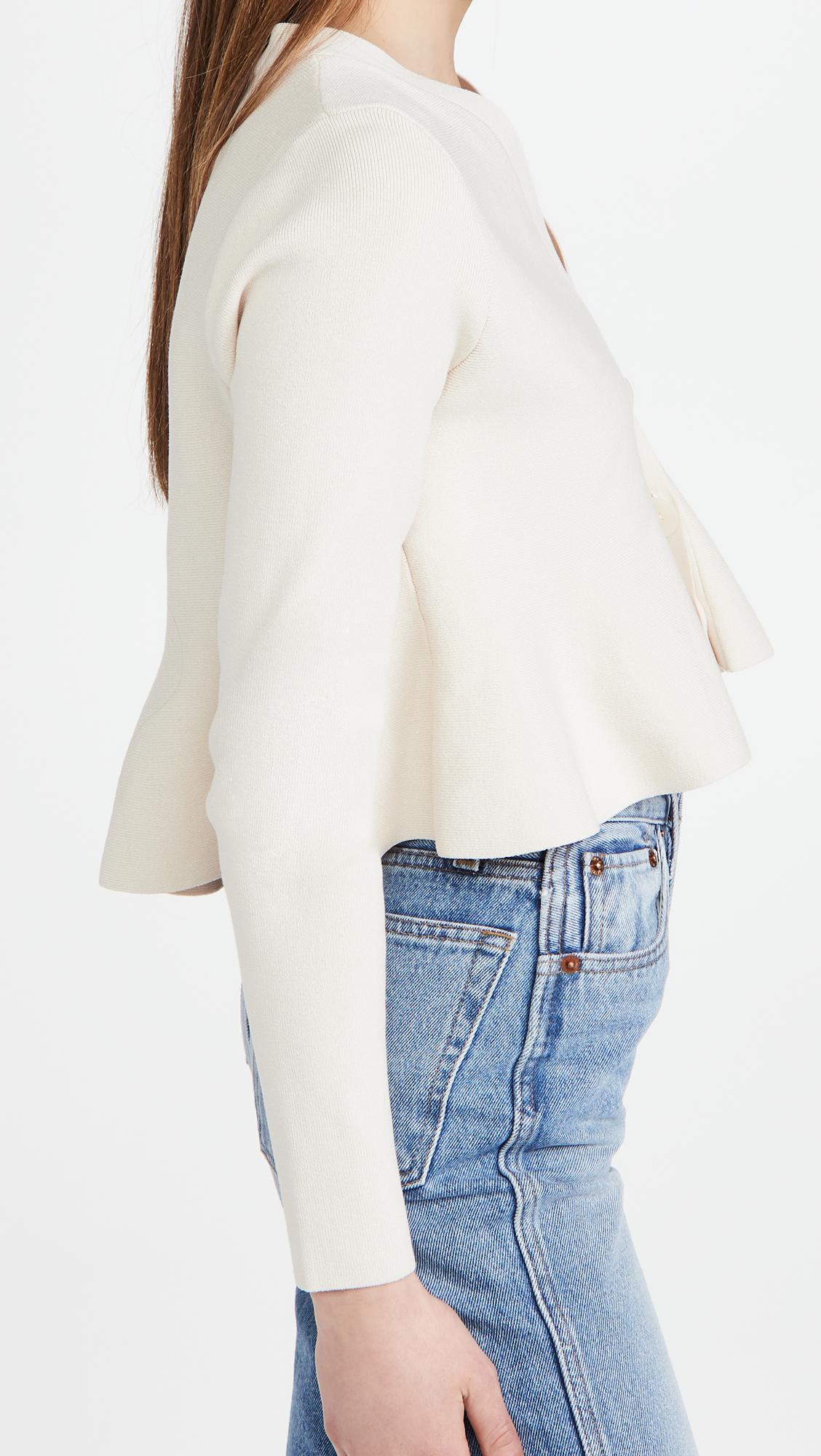 525 Peplum Cardigan | Instagram's Most Popular Blanket
