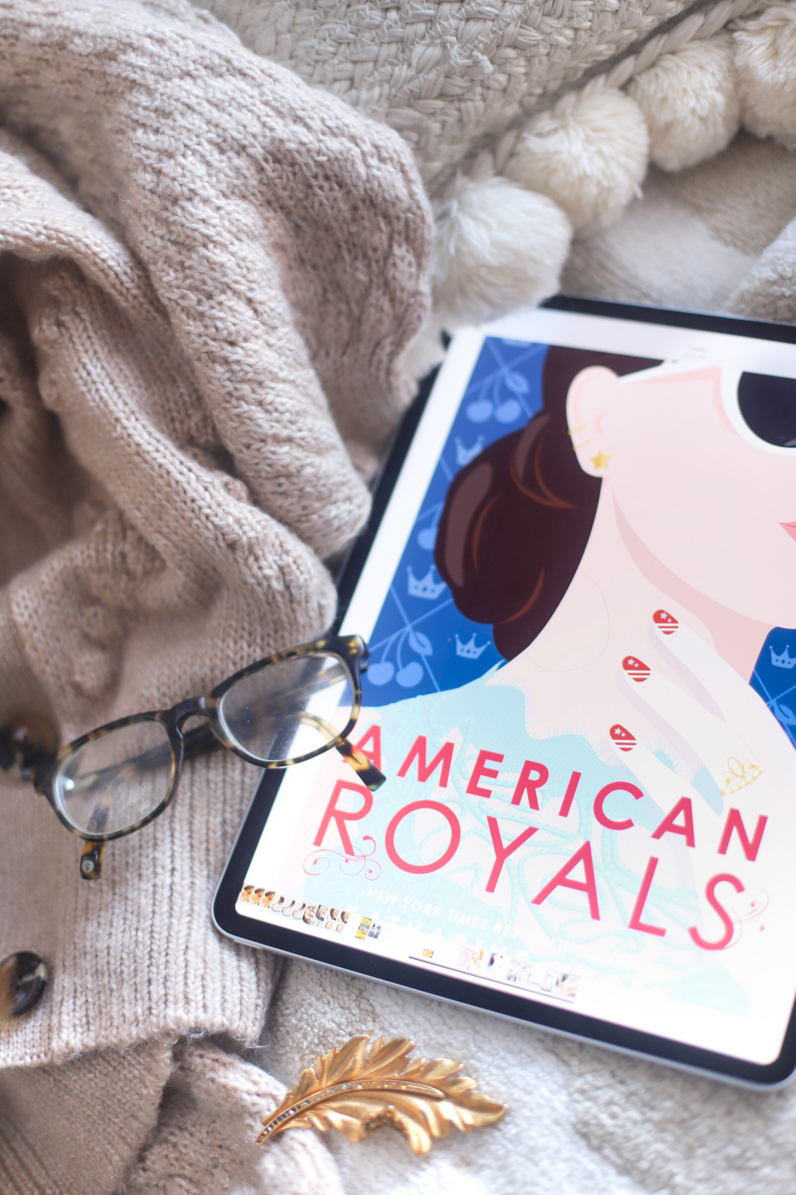 5 Books I Recently Read and Loved - Book Recommendations, Including American Royals by Katherine McGee | @glitterinclexi | GLITTERINC.COM