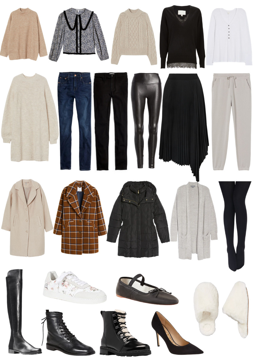cold weather outfit ideas