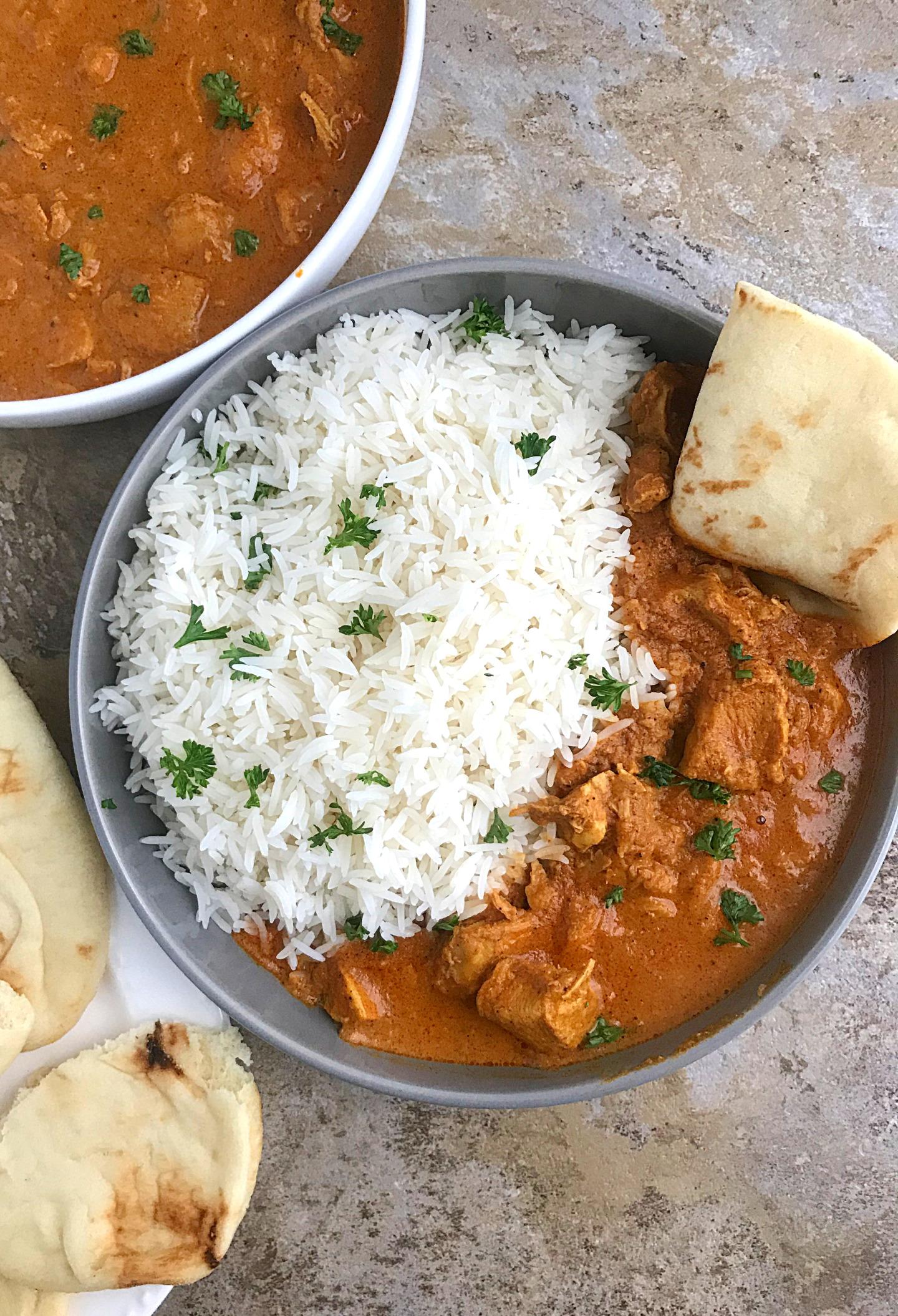 65 Easy Instant Pot + Crockpot Dinner Recipes | Delicious Instant Pot Chicken Tikka Masala recipe