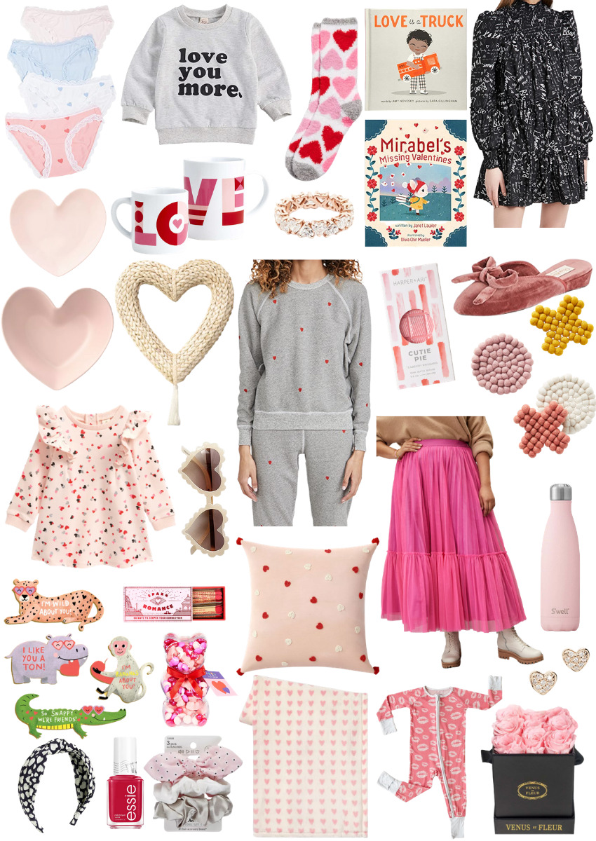 14+ Festive Finds for Valentine's Day | @glitterinclexi | GLITTERINC.COM