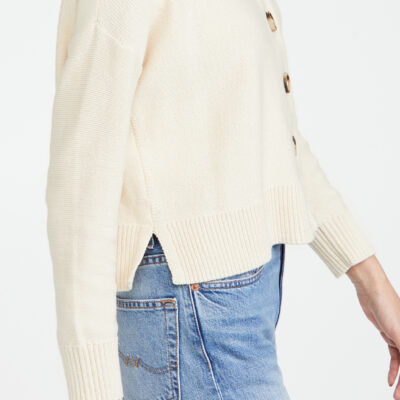 Madewell Marled Cardigan Weekly Finds + The Most Amazing Floral Cuticle Oil