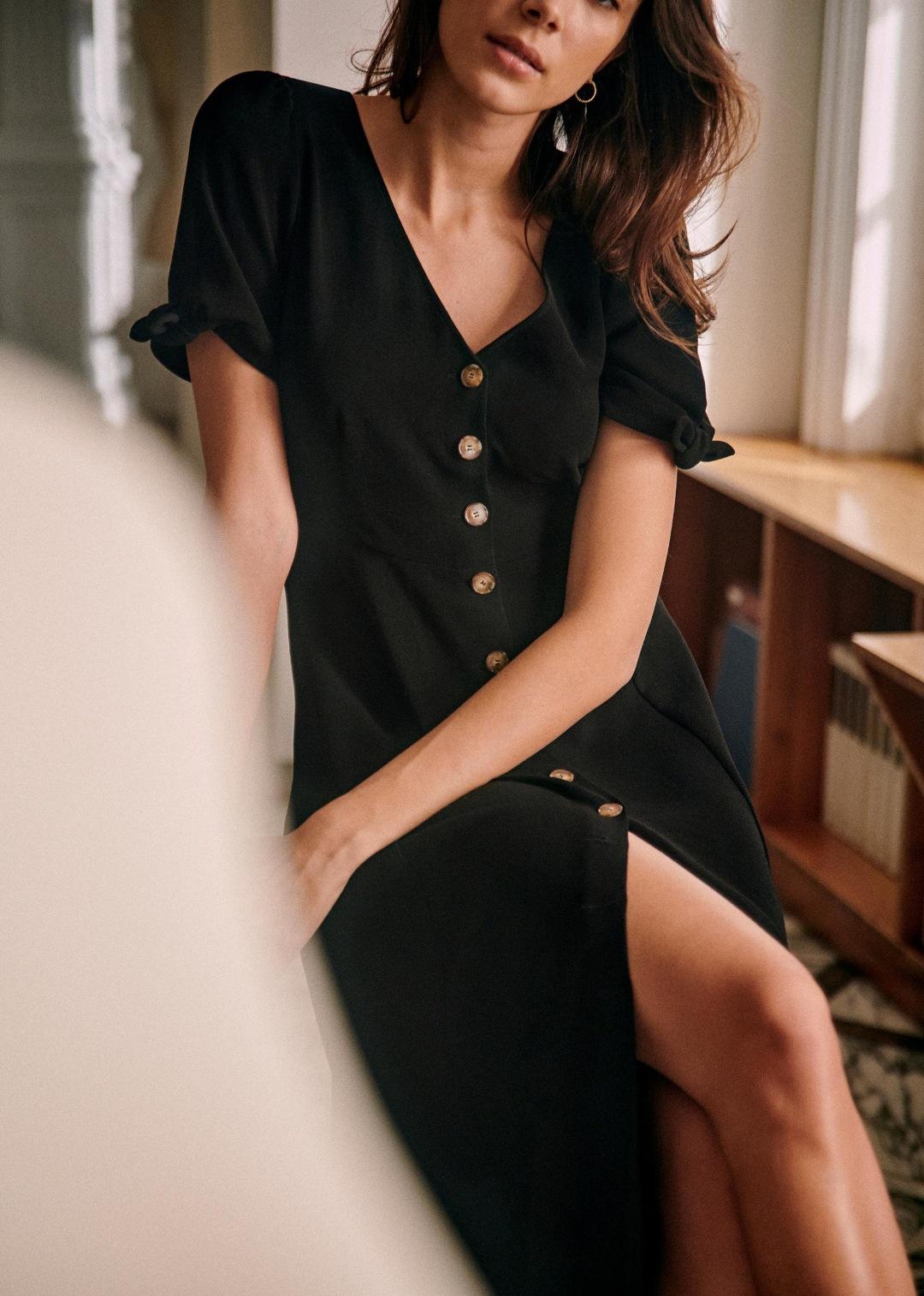 Sézane Vic Dress