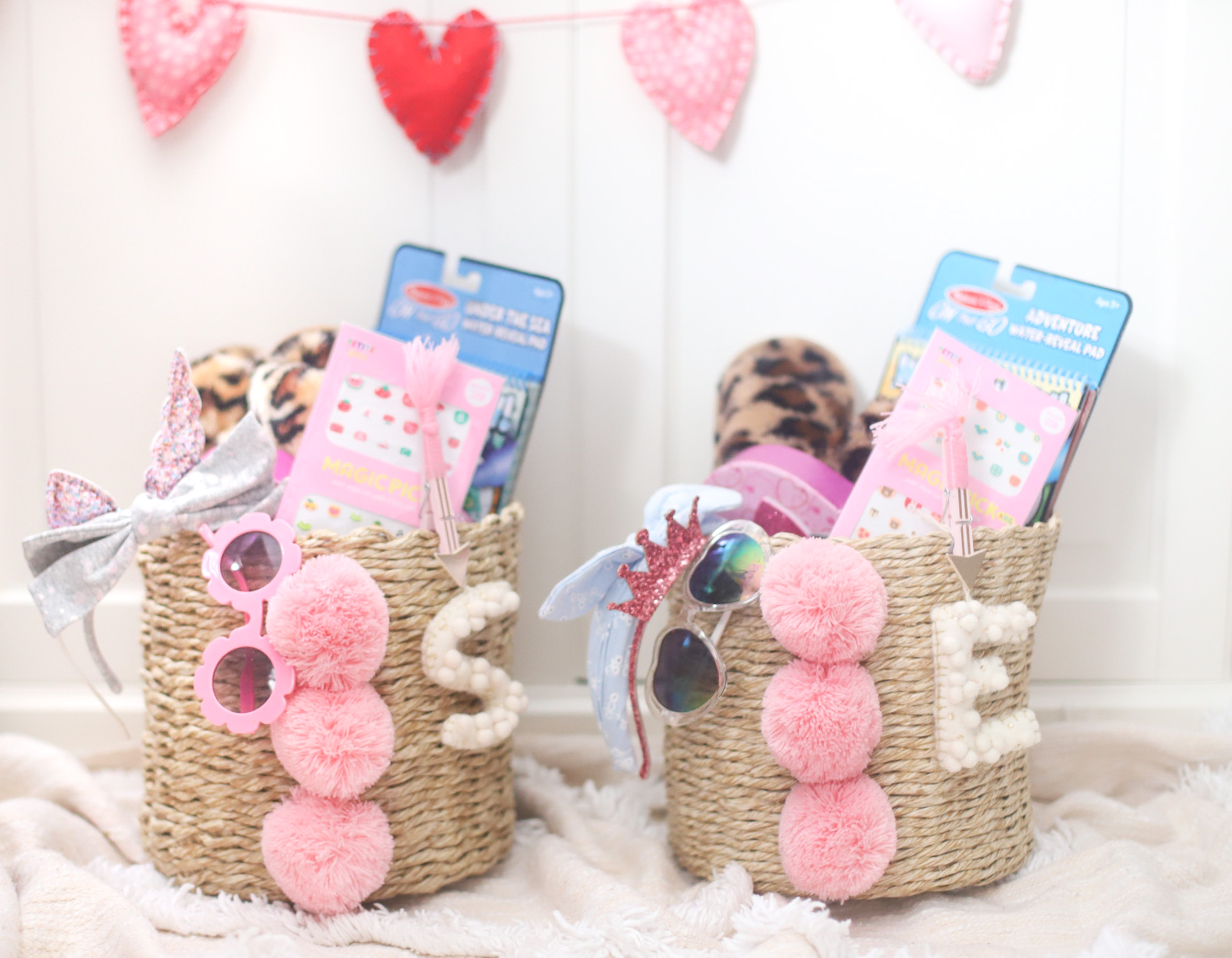 cute DIY basket for kids