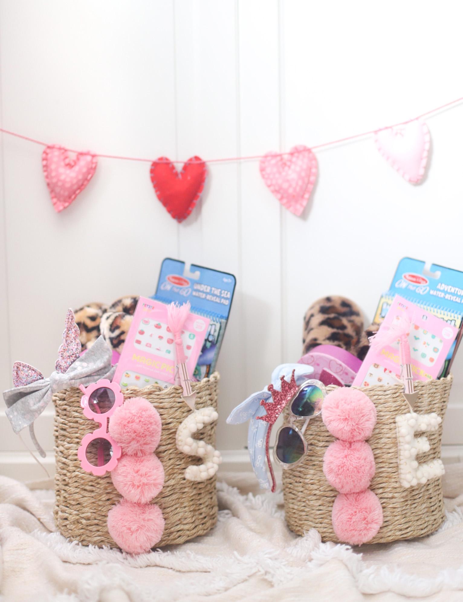 adorable basket craft