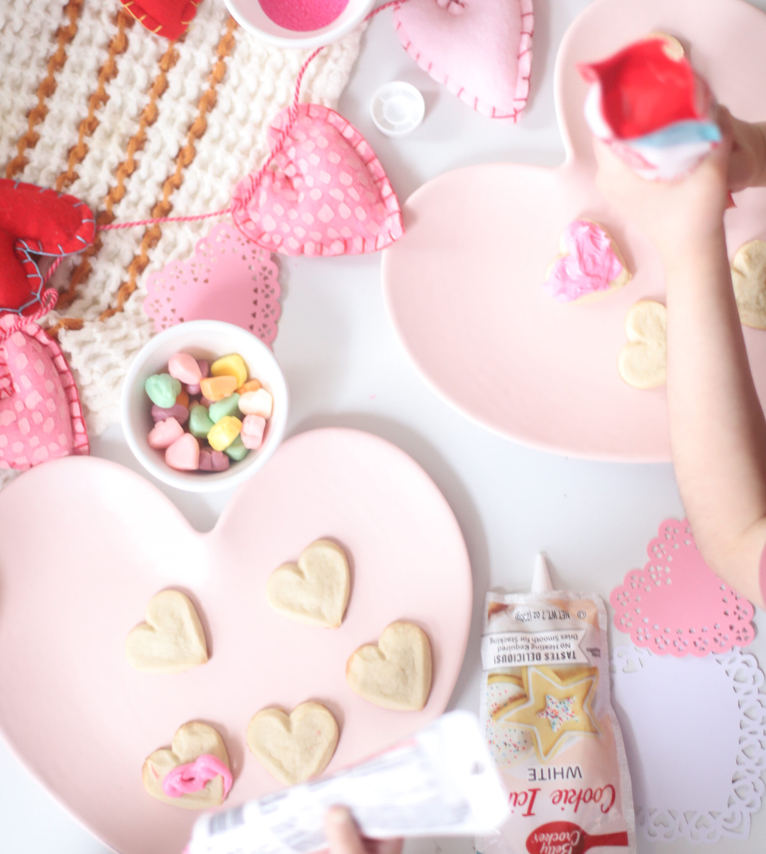 Decorating Icing or Cookie Icing pouch