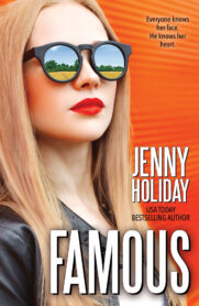 Famous by Jenny Holiday