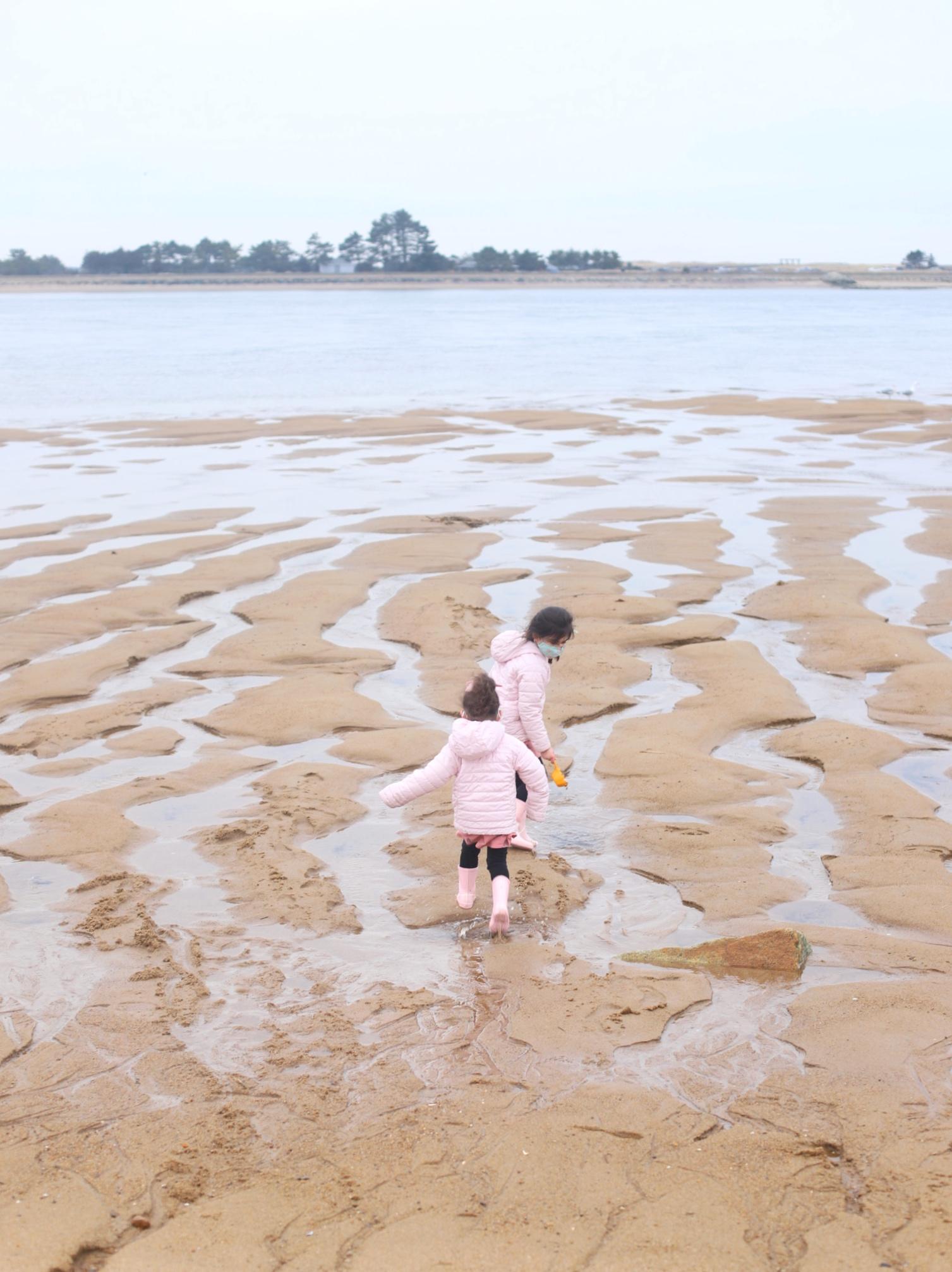 Beach Day Photo Diary