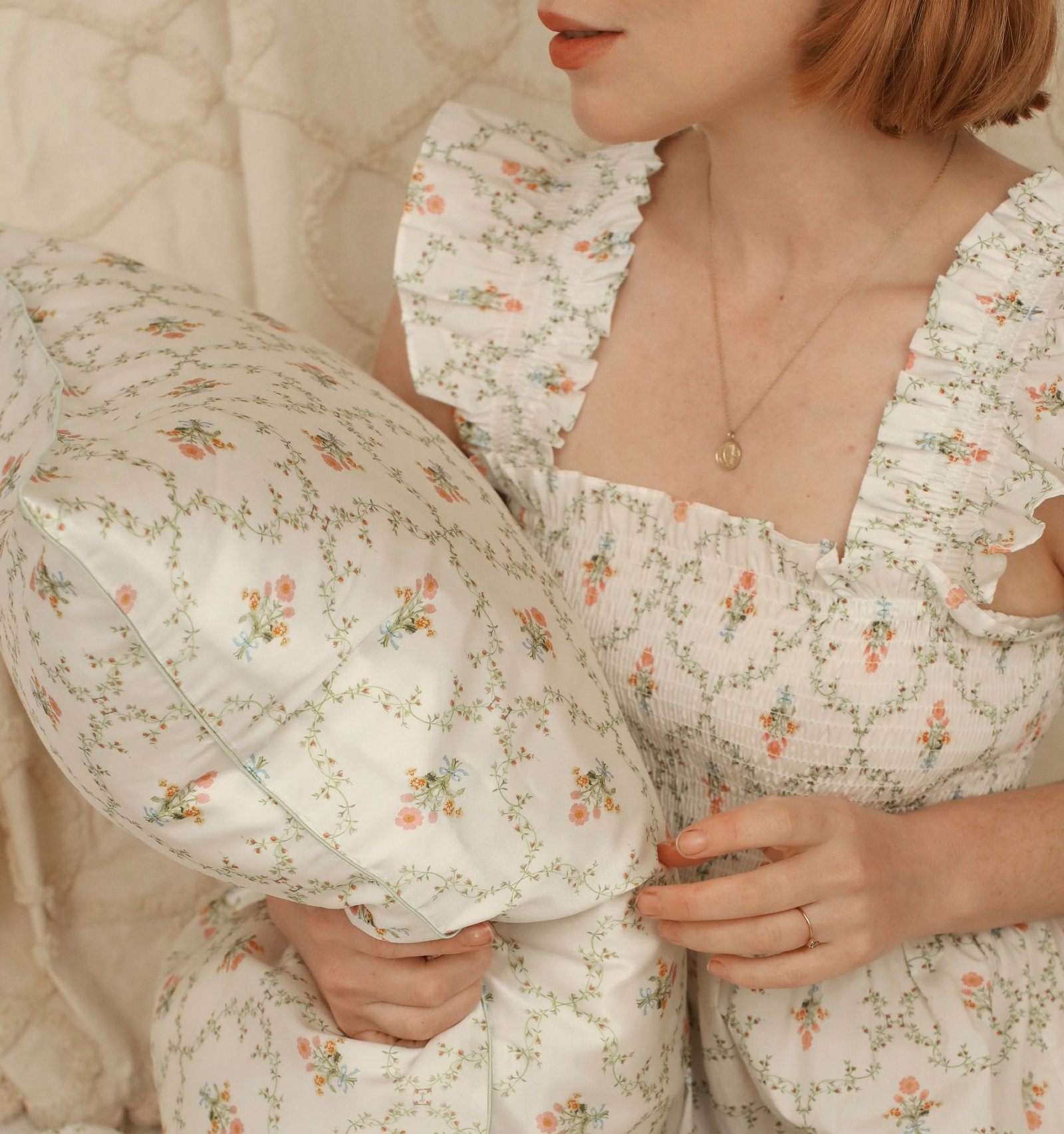 Hill House Sisi Silk Pillowcase   A Few Must-Have Spring Accessories