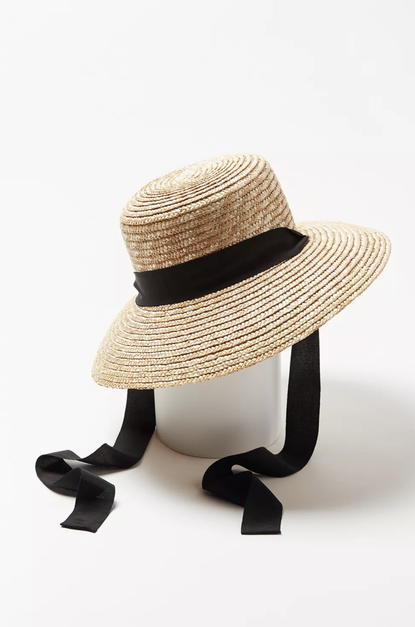 Urban Outfitters UO Scarf Tie Straw Bell Hat   A Few Must-Have Spring Accessories