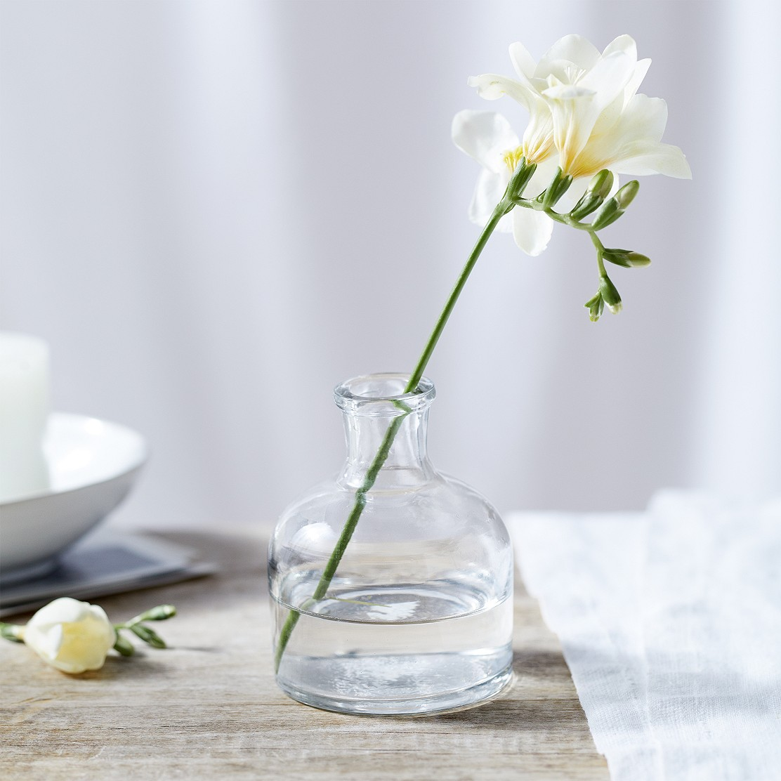The White Company Bud Vase