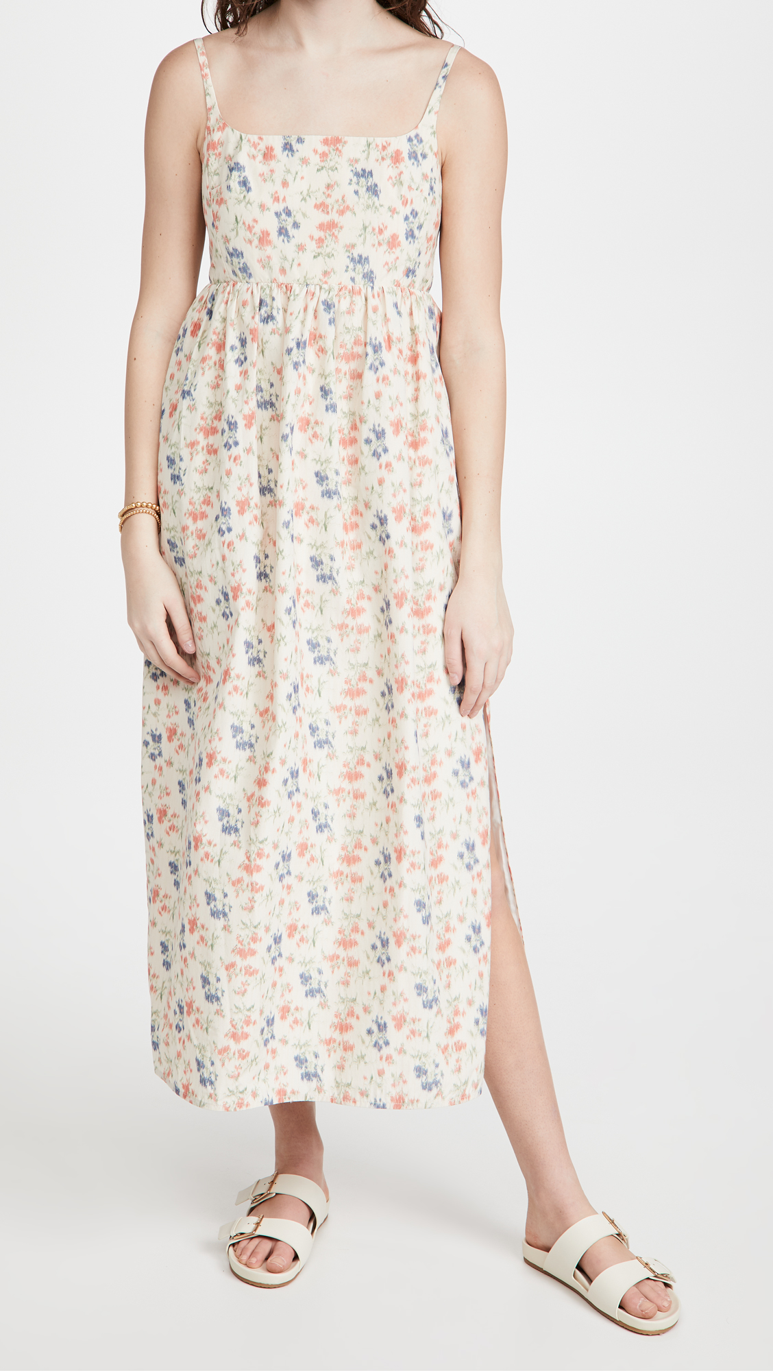 Rebecca Taylor Sleeveless Emma Dress