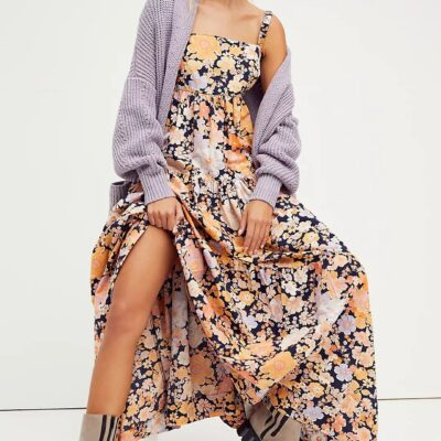 Weekly Finds + So Many Good Sales Including This Free People Park Slope Maxi Dress | @glitterinclexi | GLITTERINC.COM