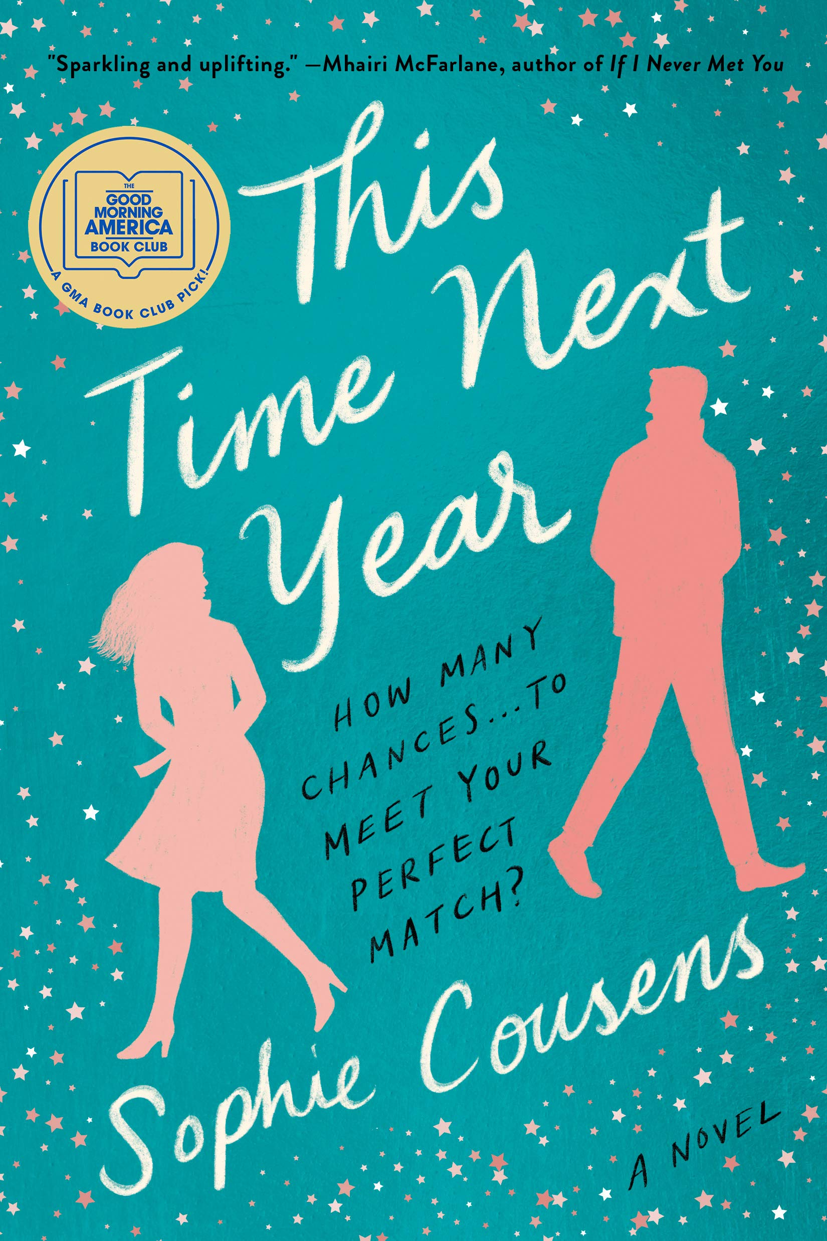 Vacation Books This Time Next Year by Sophie Cousens book cover