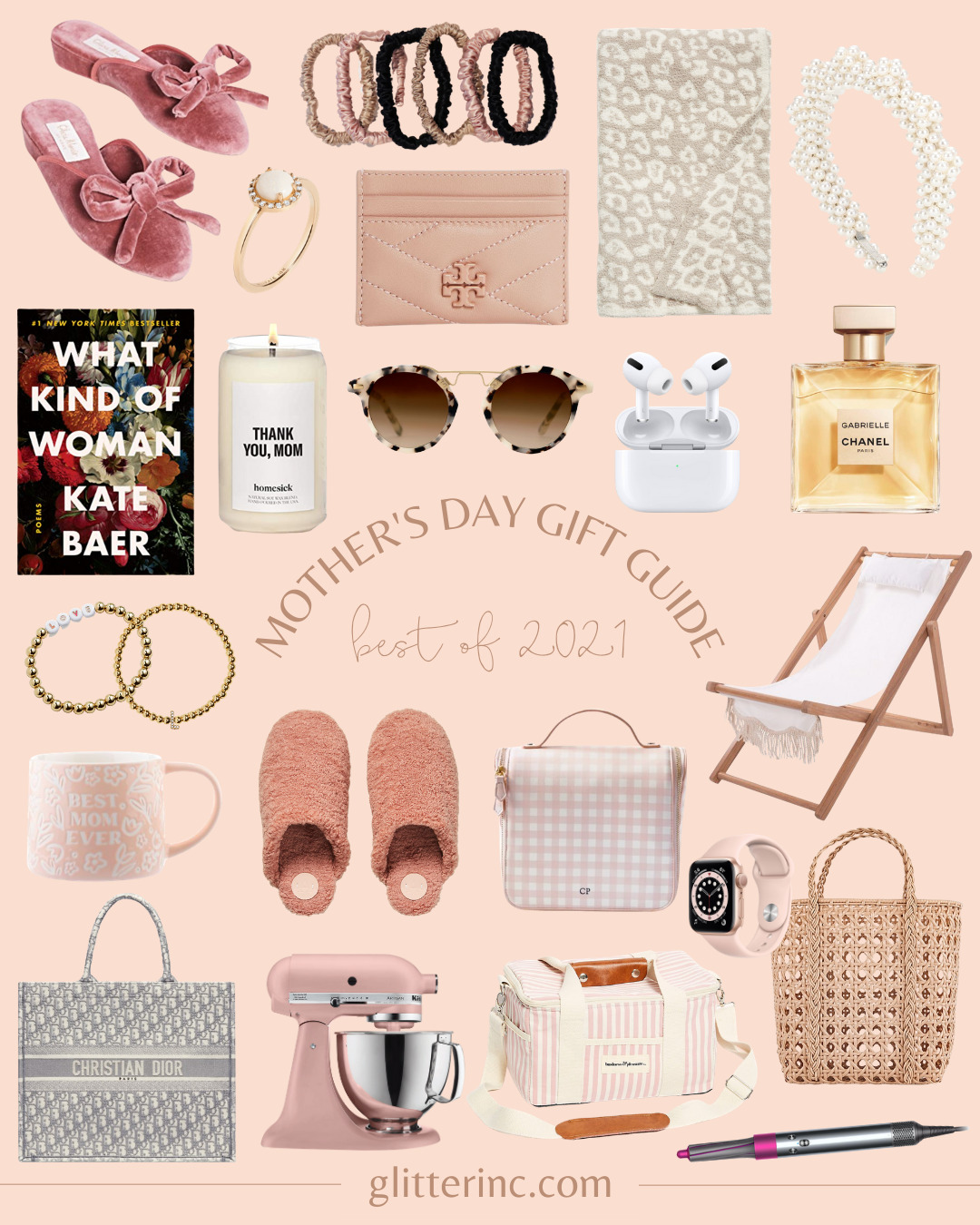 Mother's Day Gift Guide - All of the Very Best Gifts for Mom | @glitterinclexi | GLITTERINC.COM