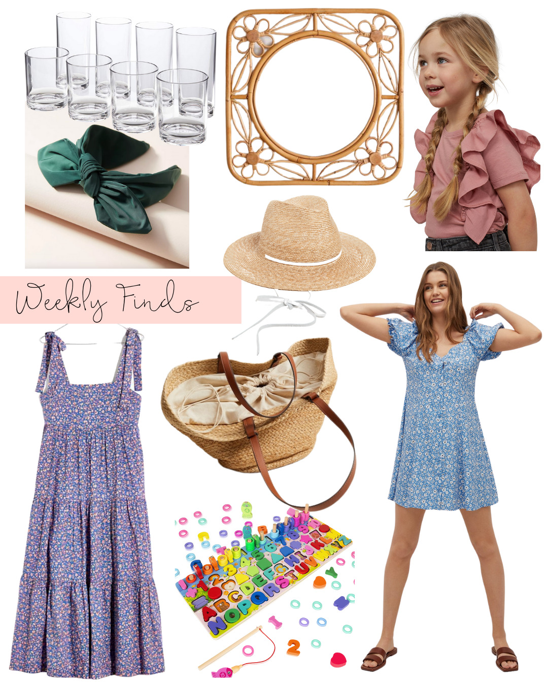 Click through for the weekly finds (including a few chic spring upgrades) that I'm loving this week …
