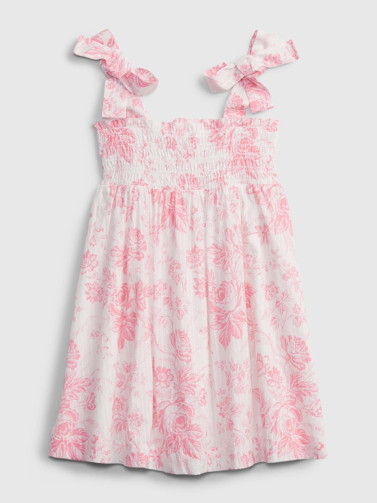 Gap Toddler Smocked Dress