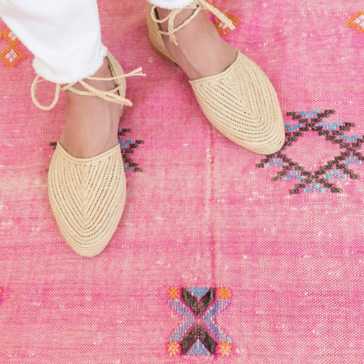 Weekly Finds + The Most Beautiful Raffia Sandals on Etsy