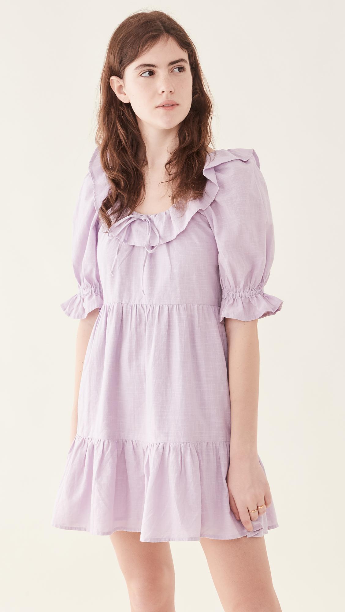 Rahi Ruffle Maureen Dress