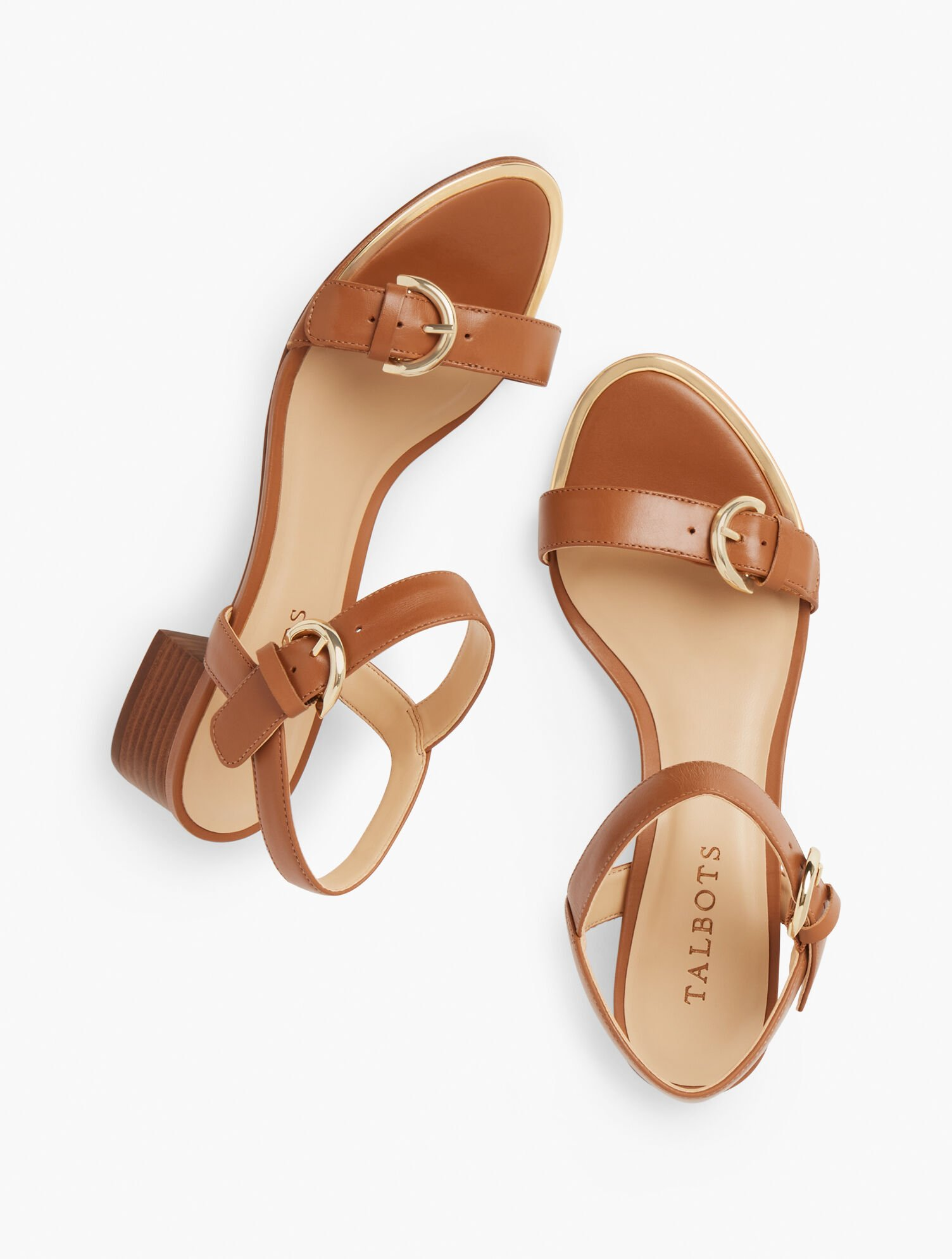 Talbots Fiji Soft Vachetta Sandals for weekly finds