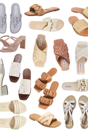 Best of Spring and Summer Sandals - GLITTERINC.COM