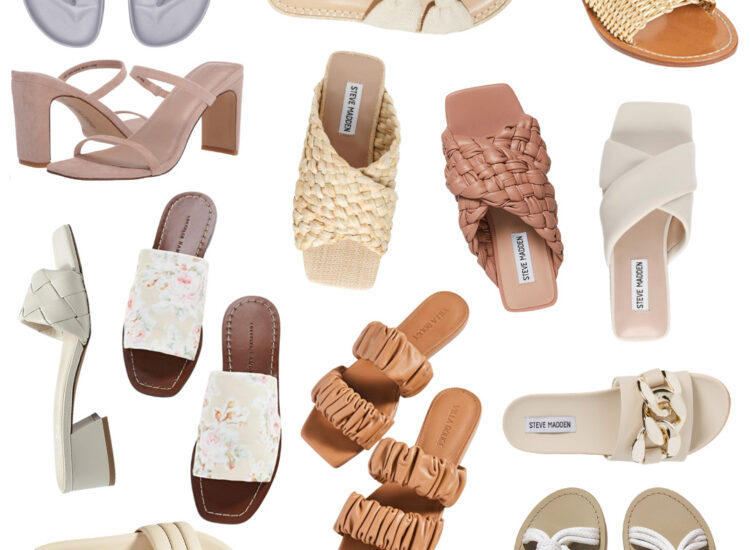 Best of Spring and Summer Sandals - GLITTERINC.COM